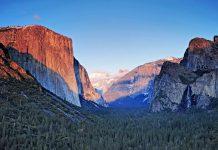Yosemite Kalifornia