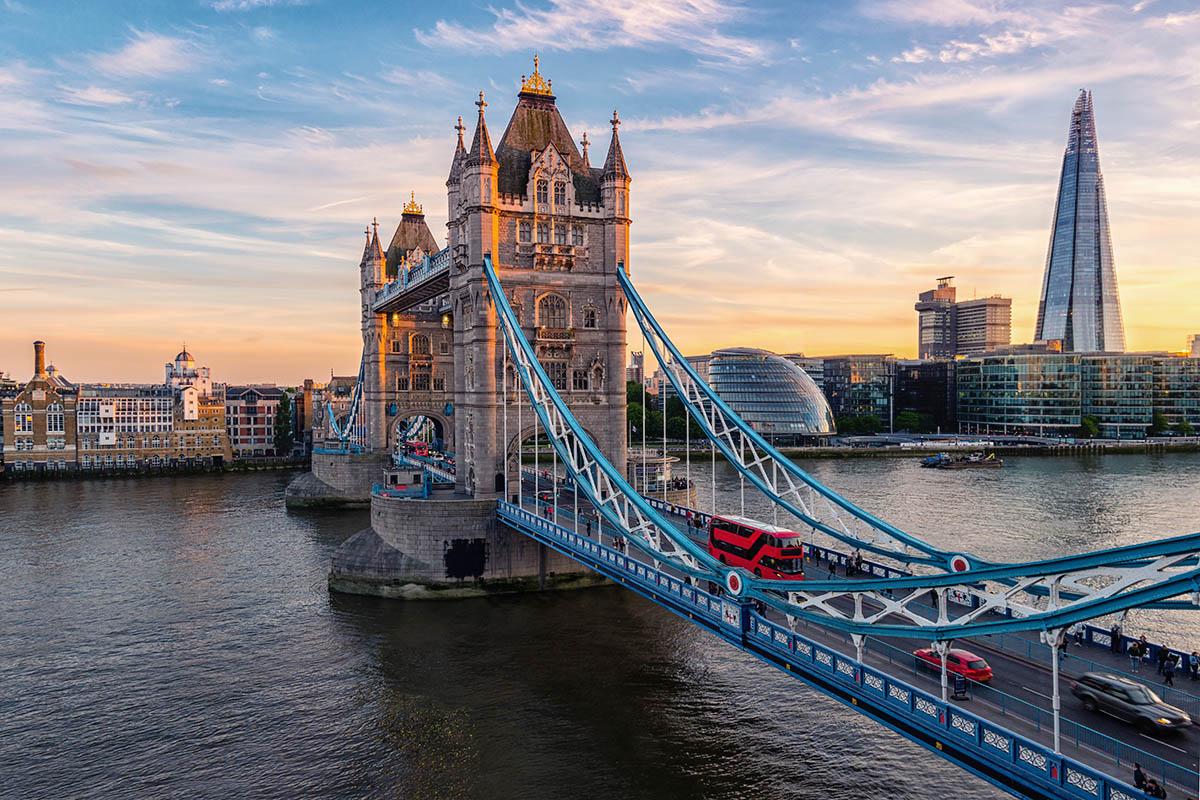 Lontoon Parhaat Nahtavyydet Kerran Elamassa
