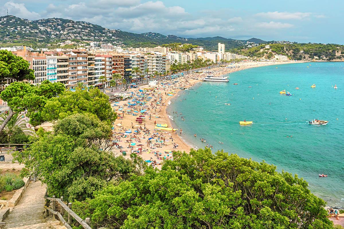 Costa Brava Espanjan Paras Rantakohde Kerran Elamassa