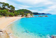 Costa Bravan parhaat rannat