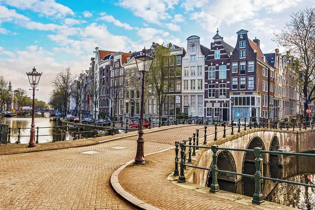 Amsterdam Matkaopas Kerran Elamassa