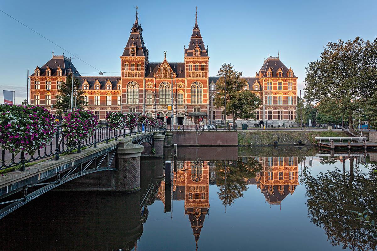 Amsterdamin Nahtavyydet Amsterdam Matkaopas Kerran Elamassa