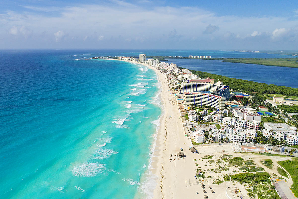Cancun Meksiko