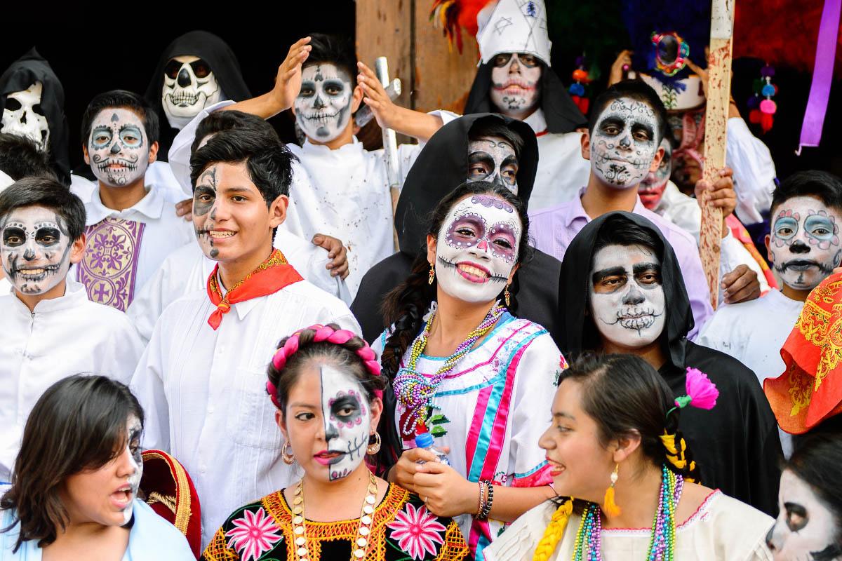 Kuolleiden päivä Oaxaca