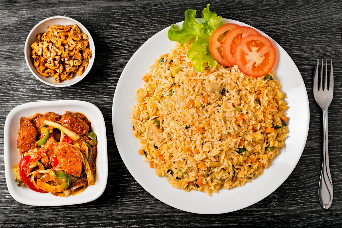 Sri Lanka ruoka
