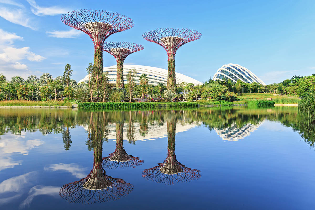 Marina Gardens by the Bay