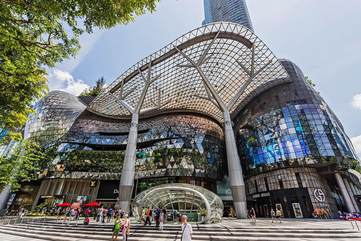 Singapore ostoskeskus