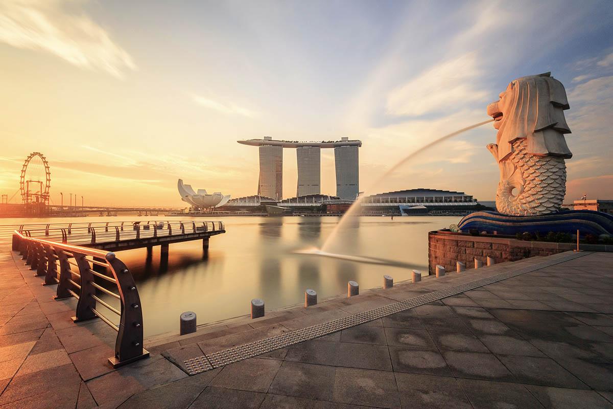 Singaporen nähtävyydet