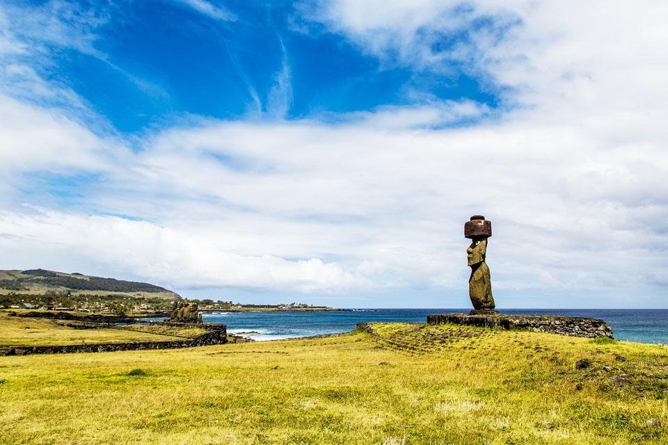pääsiäissaari moai patsas