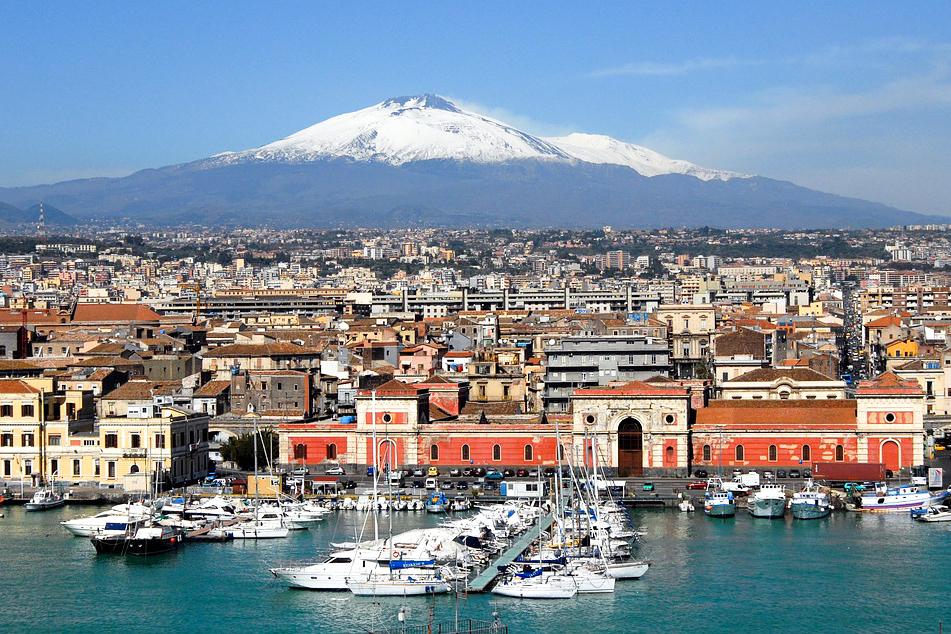 Sisilia matkailu
