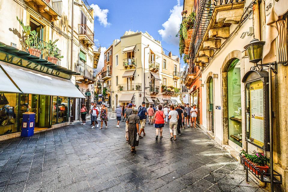 Sisilia Taormina