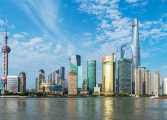 shanghai kiina pilvenpiirtäjä