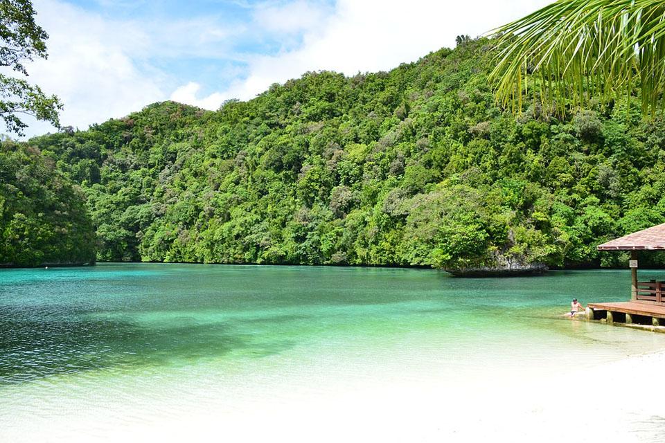 Palau matkailu