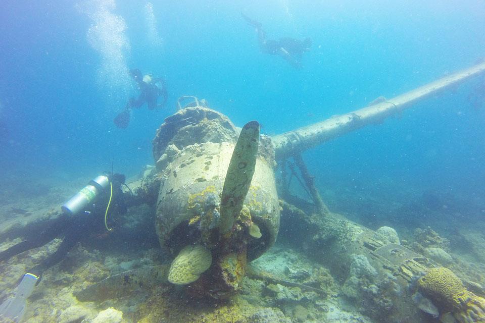 Palau sukellus matkailu