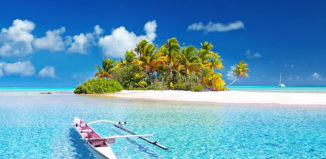 Ranskan Polynesia Fakarava