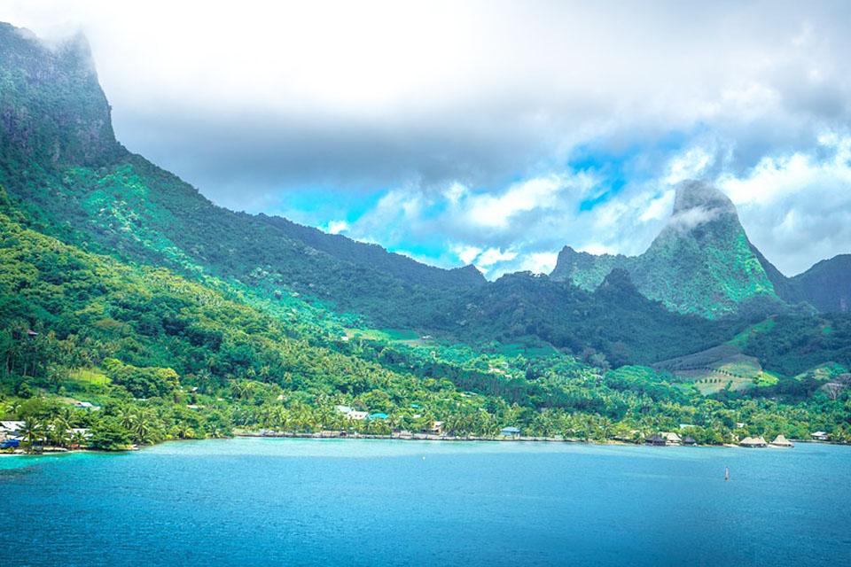 Moorea Ranskan Polynesia