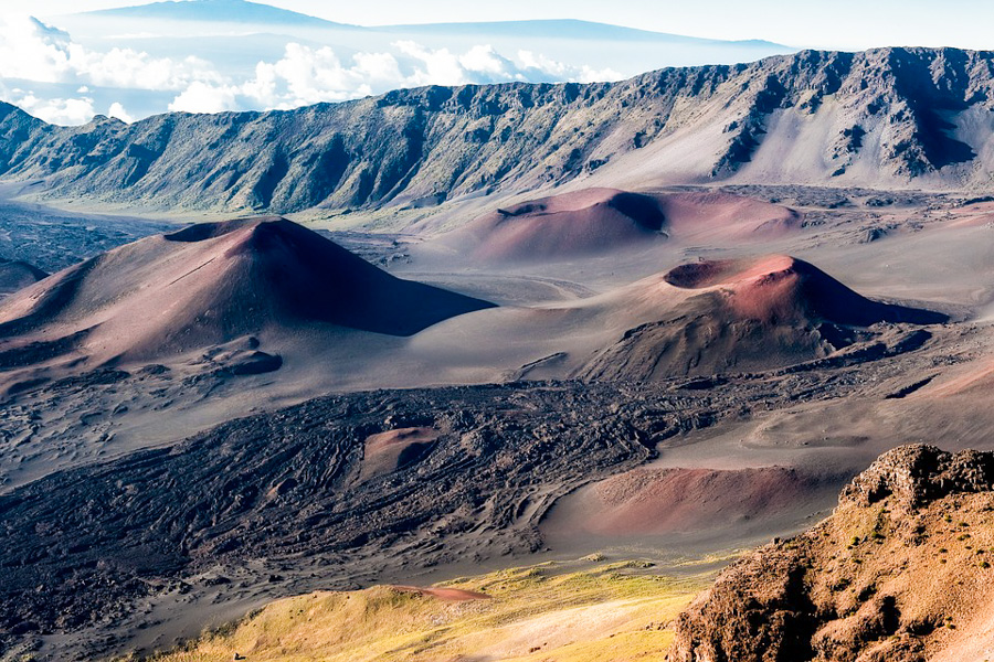 Havaiji Maui Haleakala