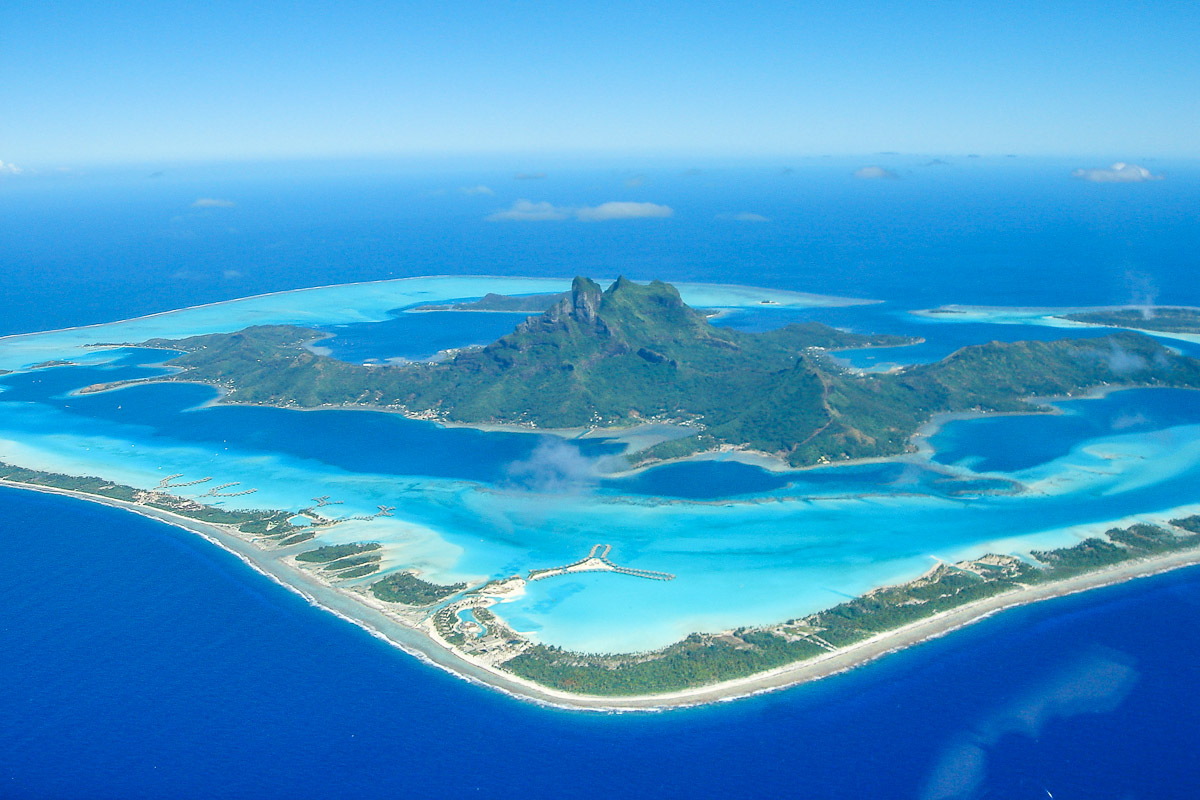 Bora Bora Tyynimeri