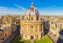 Oxford nähtävyydet