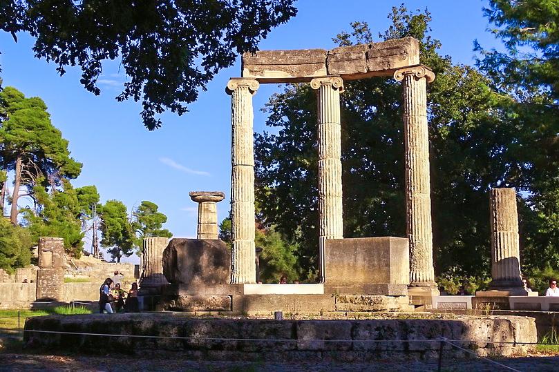 olympia kreikka