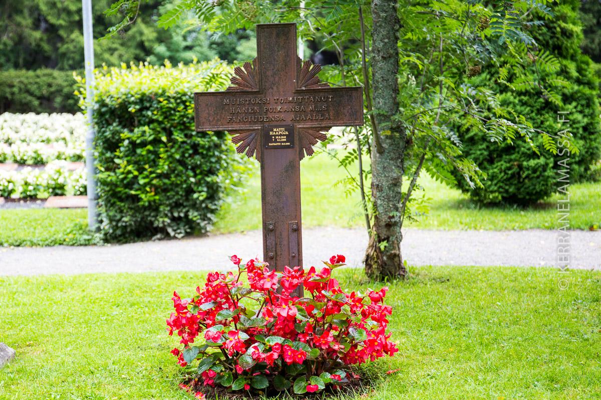 ylistaron hautausmaa