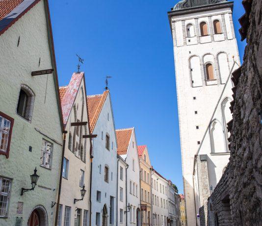 Tallinnan kaunin katu
