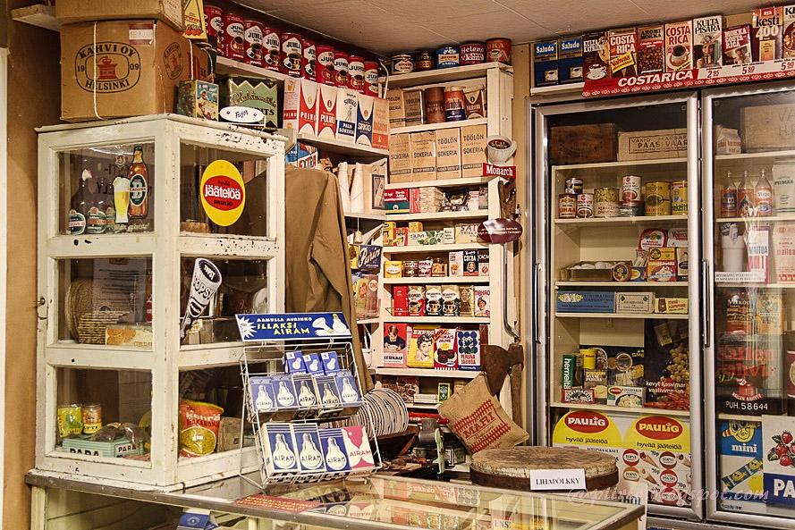 Mommilan Kyläkauppamuseo