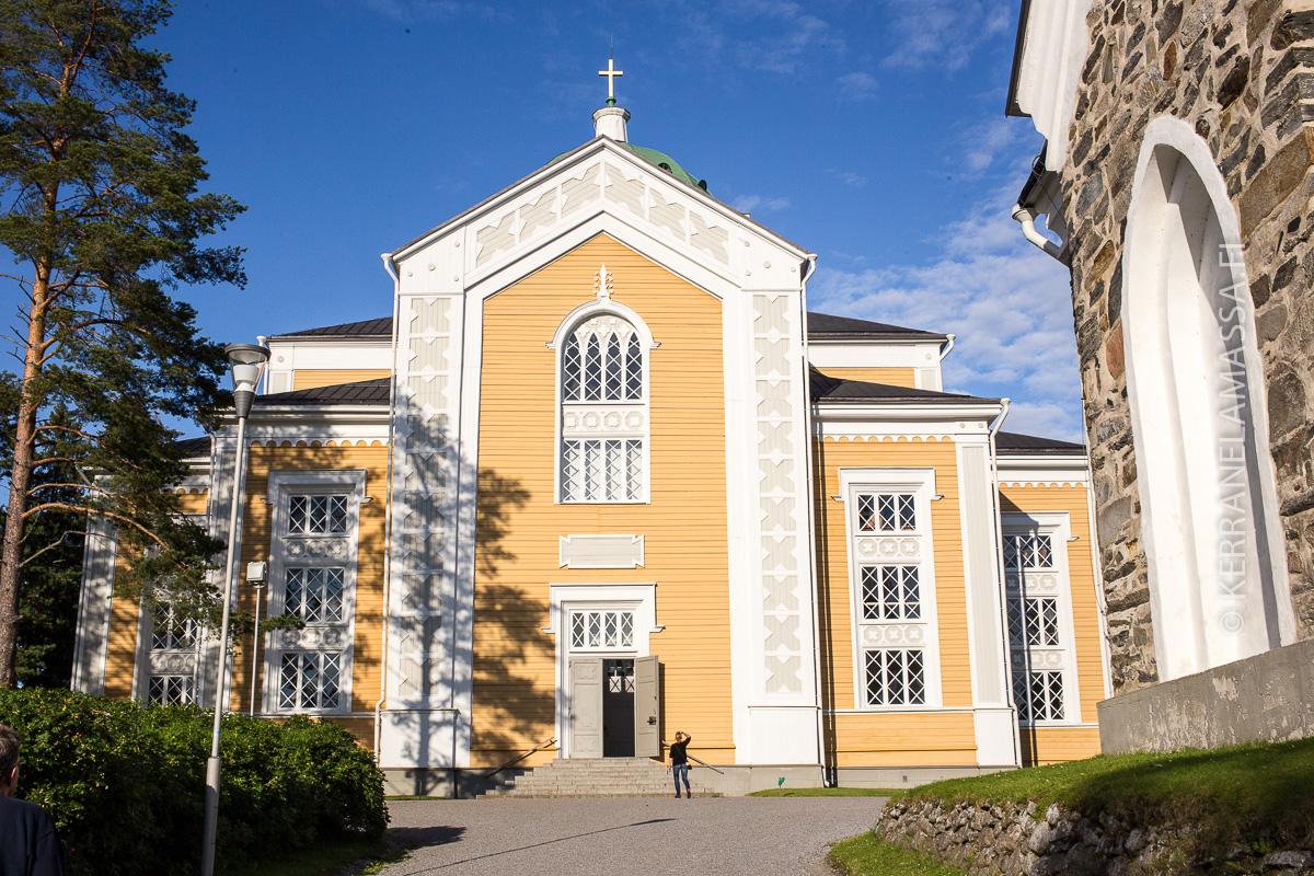 suomi savo kerimäen kirkko