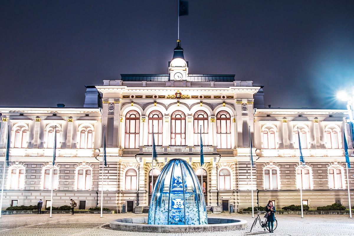 Tampere keskusta
