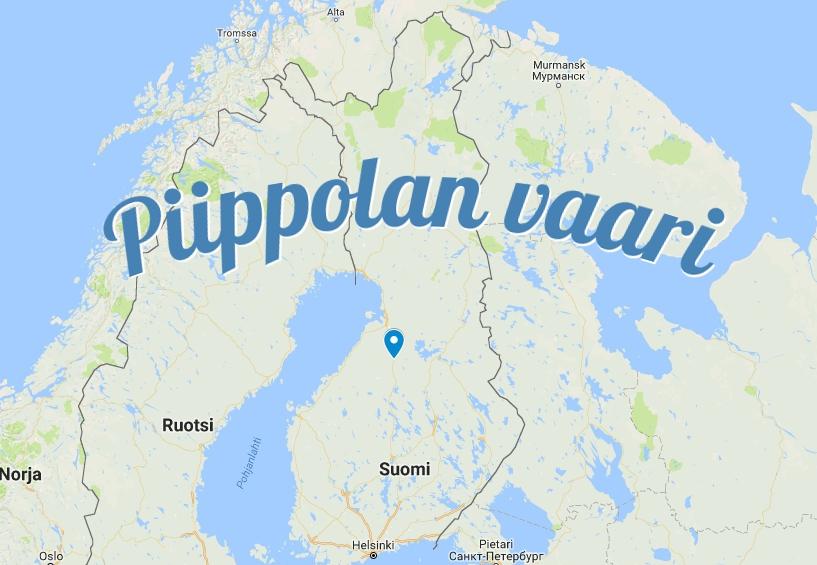 Suomen Keskipiste Keskella Ei Mitaan Kerran Elamassa