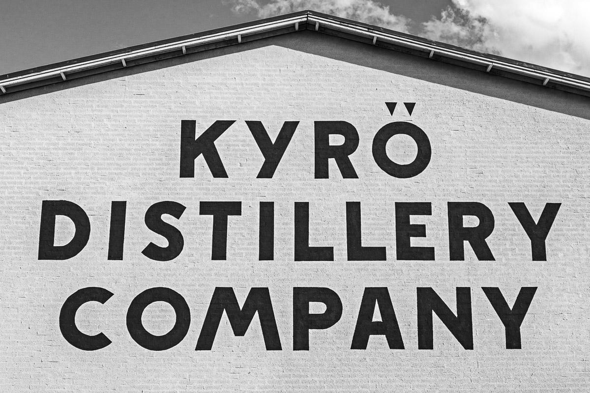 Kyrö Distillery