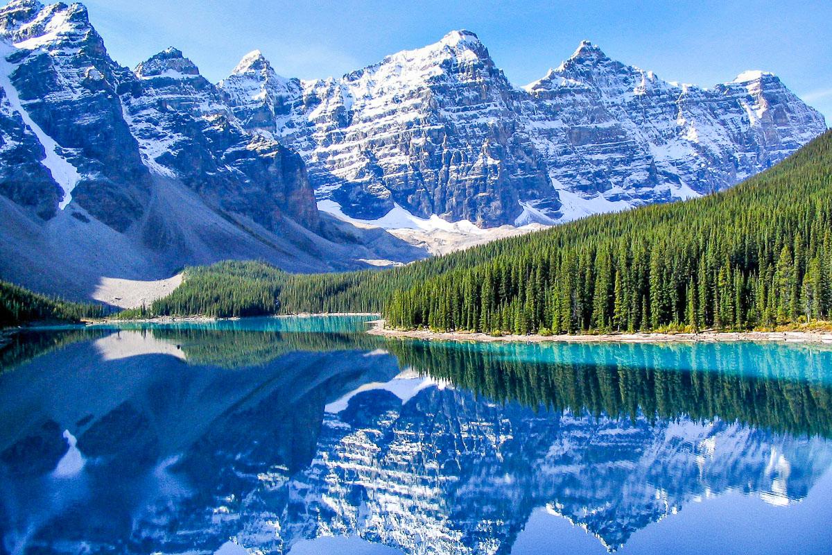 Kanadan Parhaat Matkakohteet Kerran Elamassa
