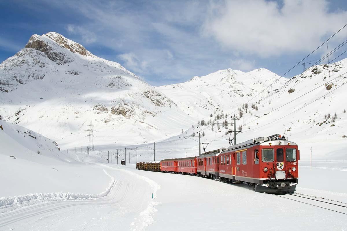 Sveitsi juna