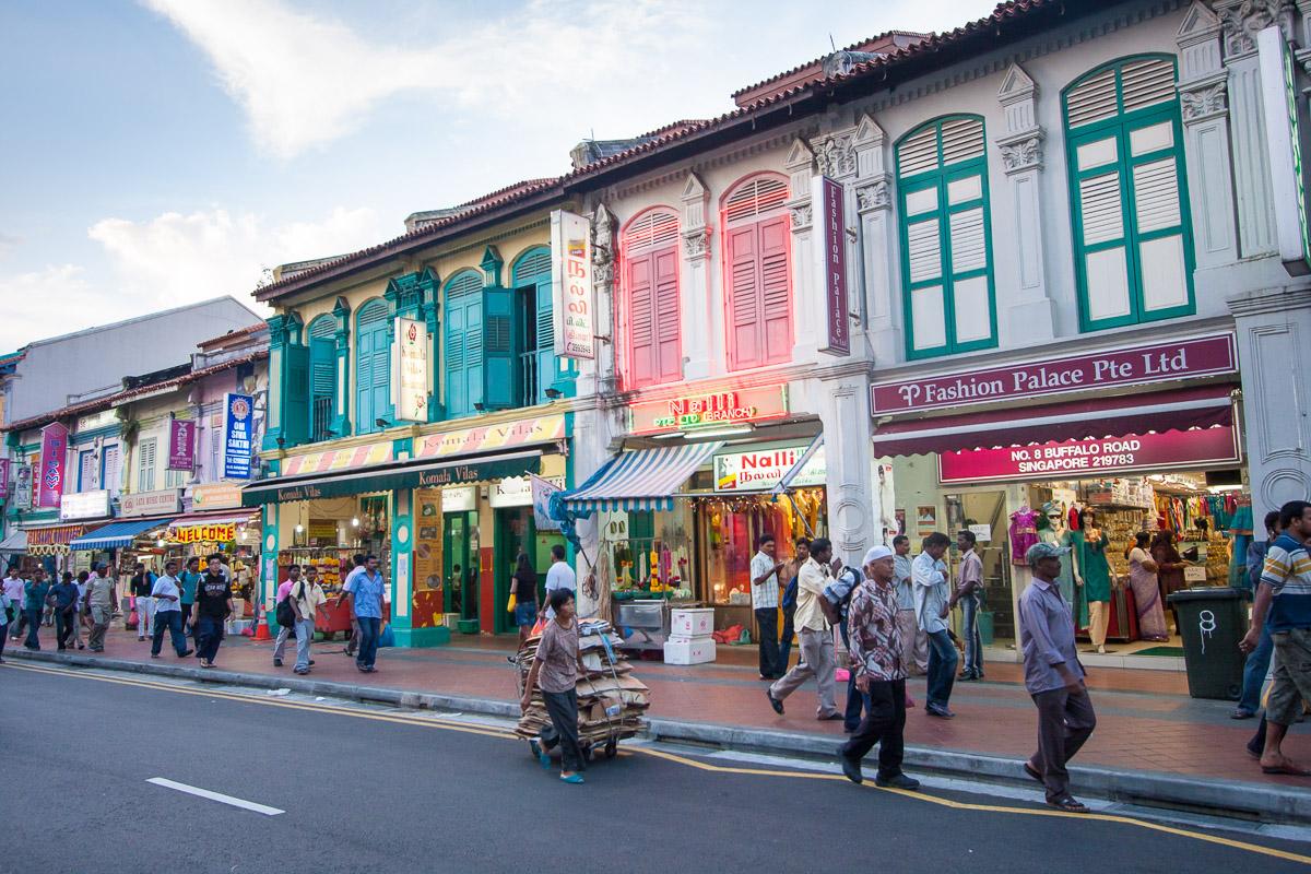Singaporen Pikku-Intia