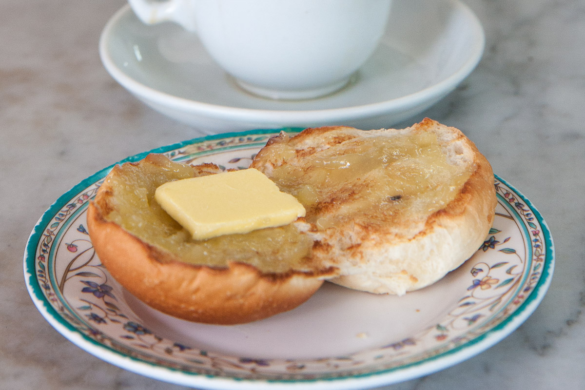 Singapore paras aamiainen