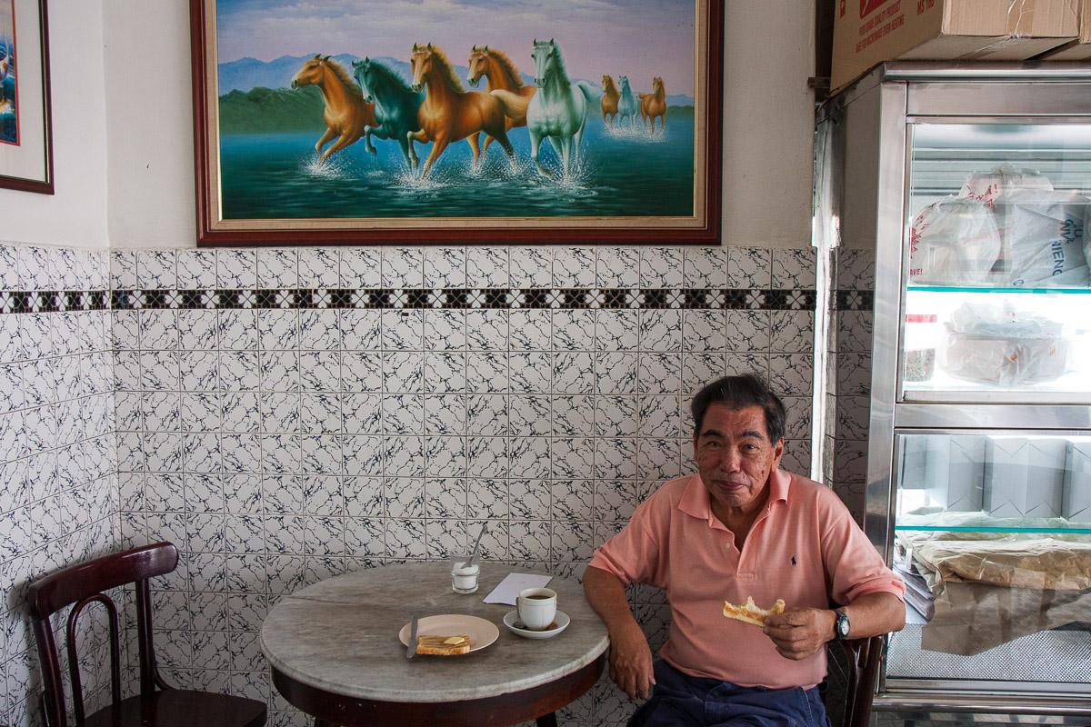 singapore aamiainen