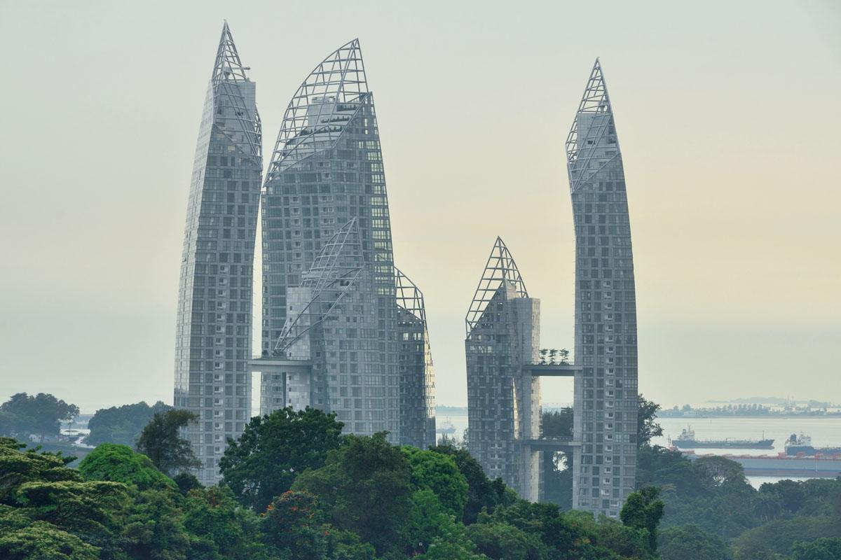 Singaporen ilmaiset nähtävyydet