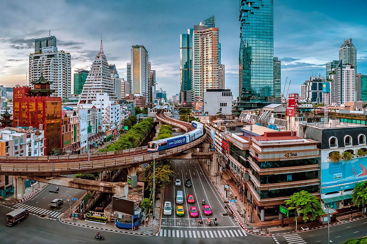 thaimaa bangkok
