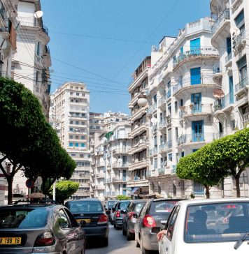 Algeria Algiers
