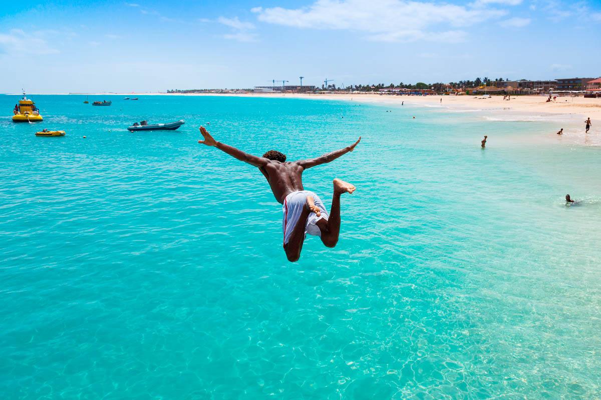 Kap Verde Sal