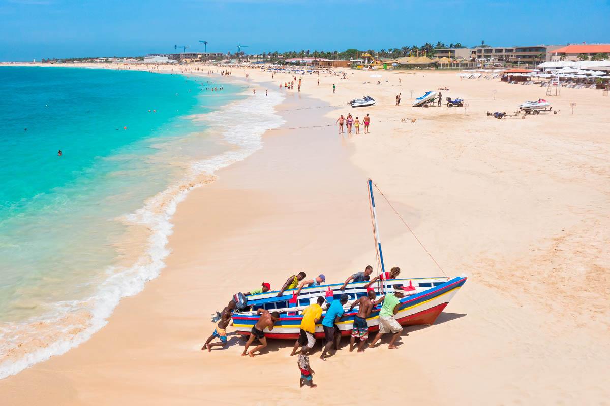 Kap Verde ranta