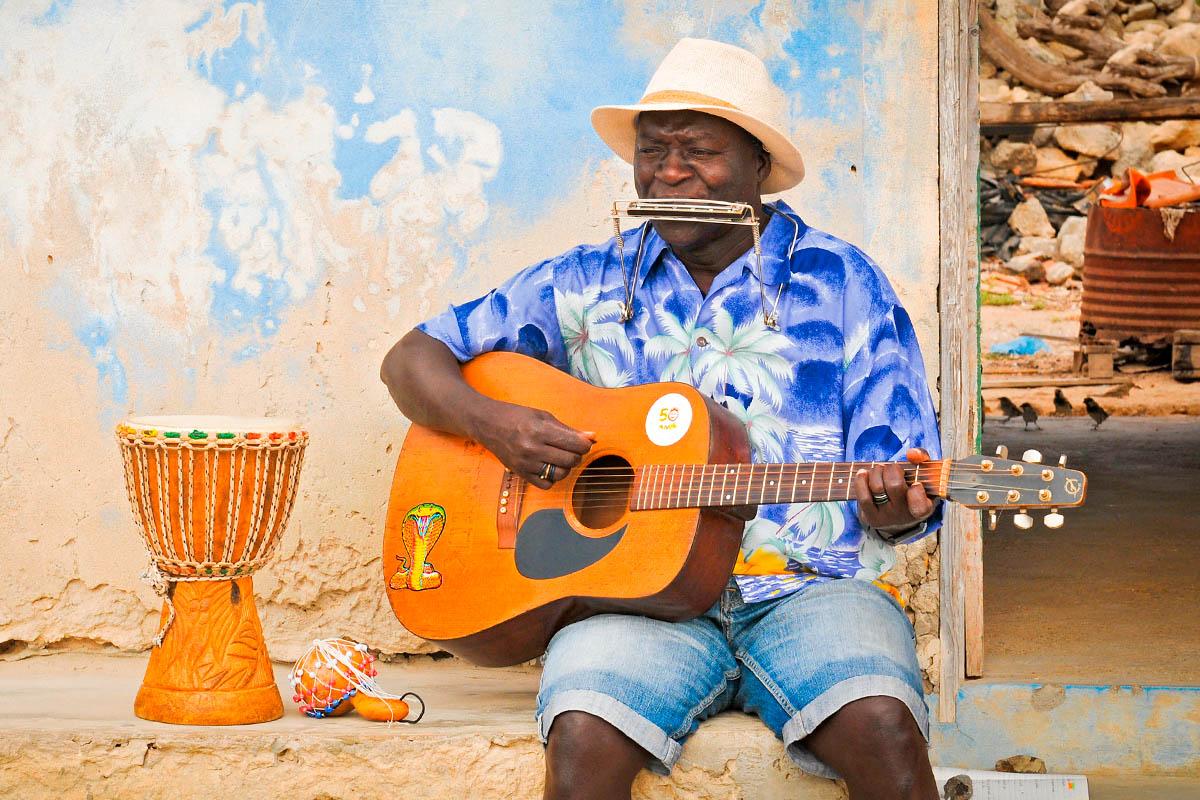 Kap Verde musiikki