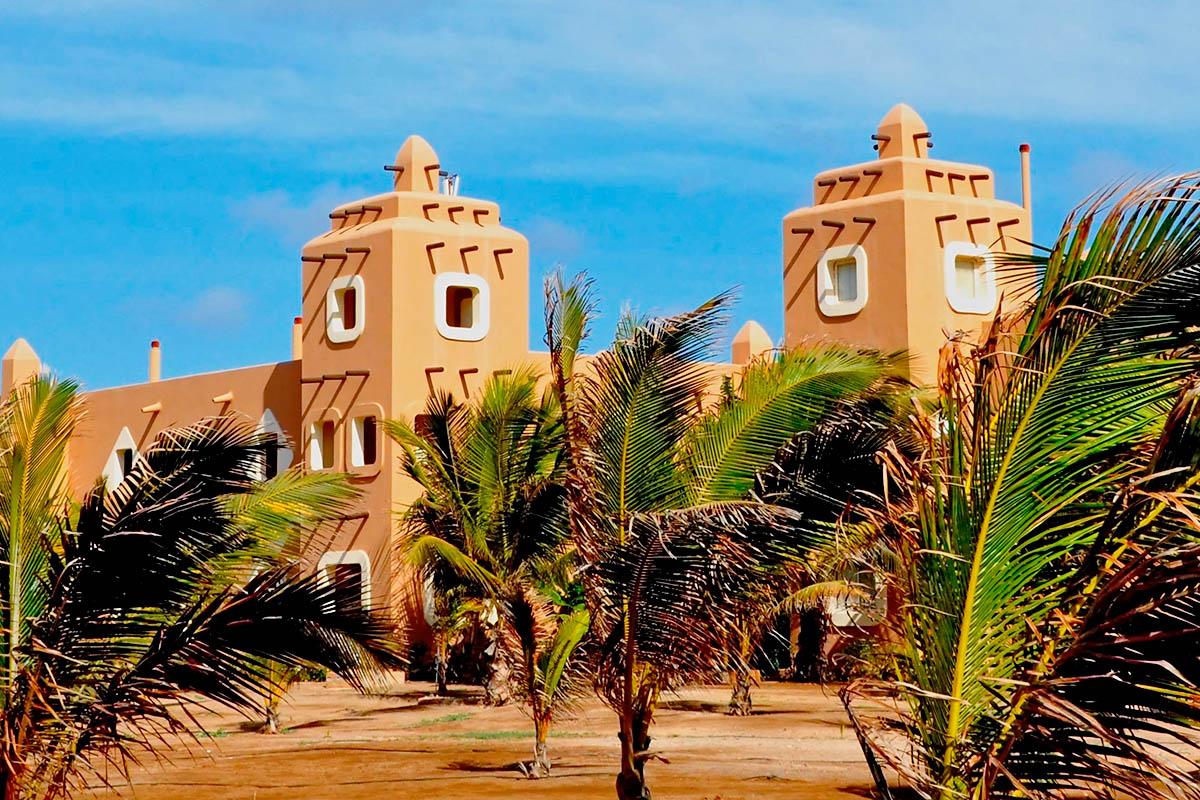 Kap Verde hotelli