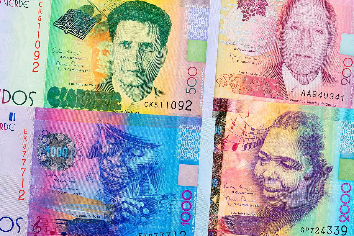 Kap Verde raha valuutta
