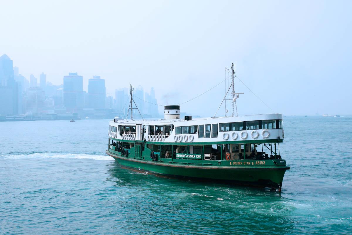 hongkongin nähtävyydet