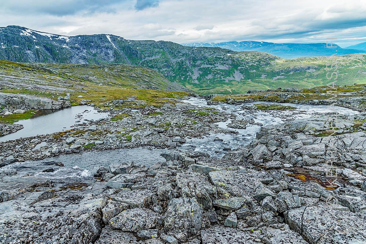Norja Helgeland Lomsdal-Visten kansallispuisto