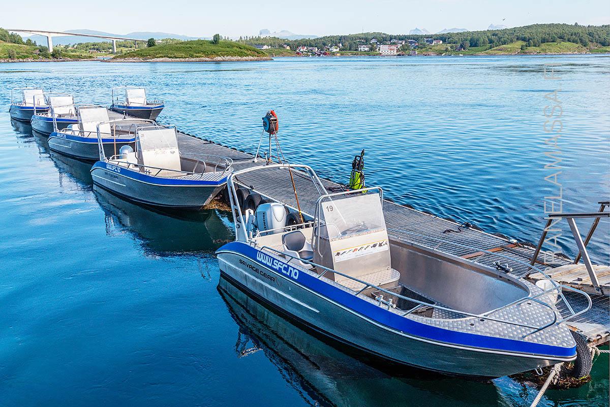 Norja saltstraumen kalastuskeskus vuokravene