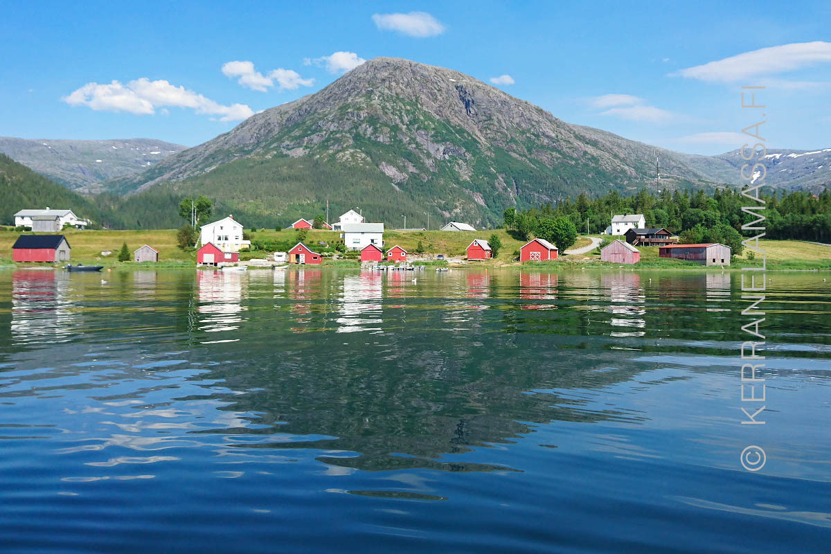 Norja Helgeland Tosbotn