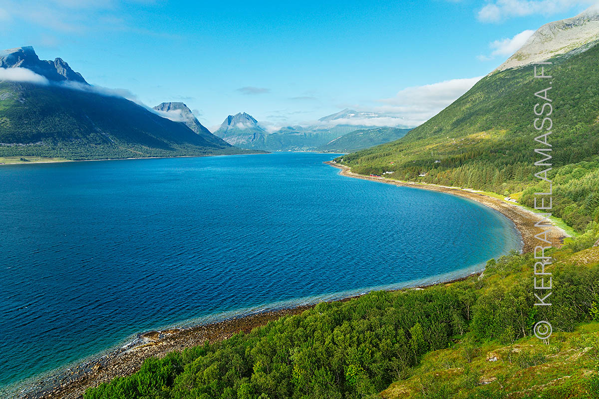 Pohjois Norjan Parhaat Matkakohteet Kerran Elamassa