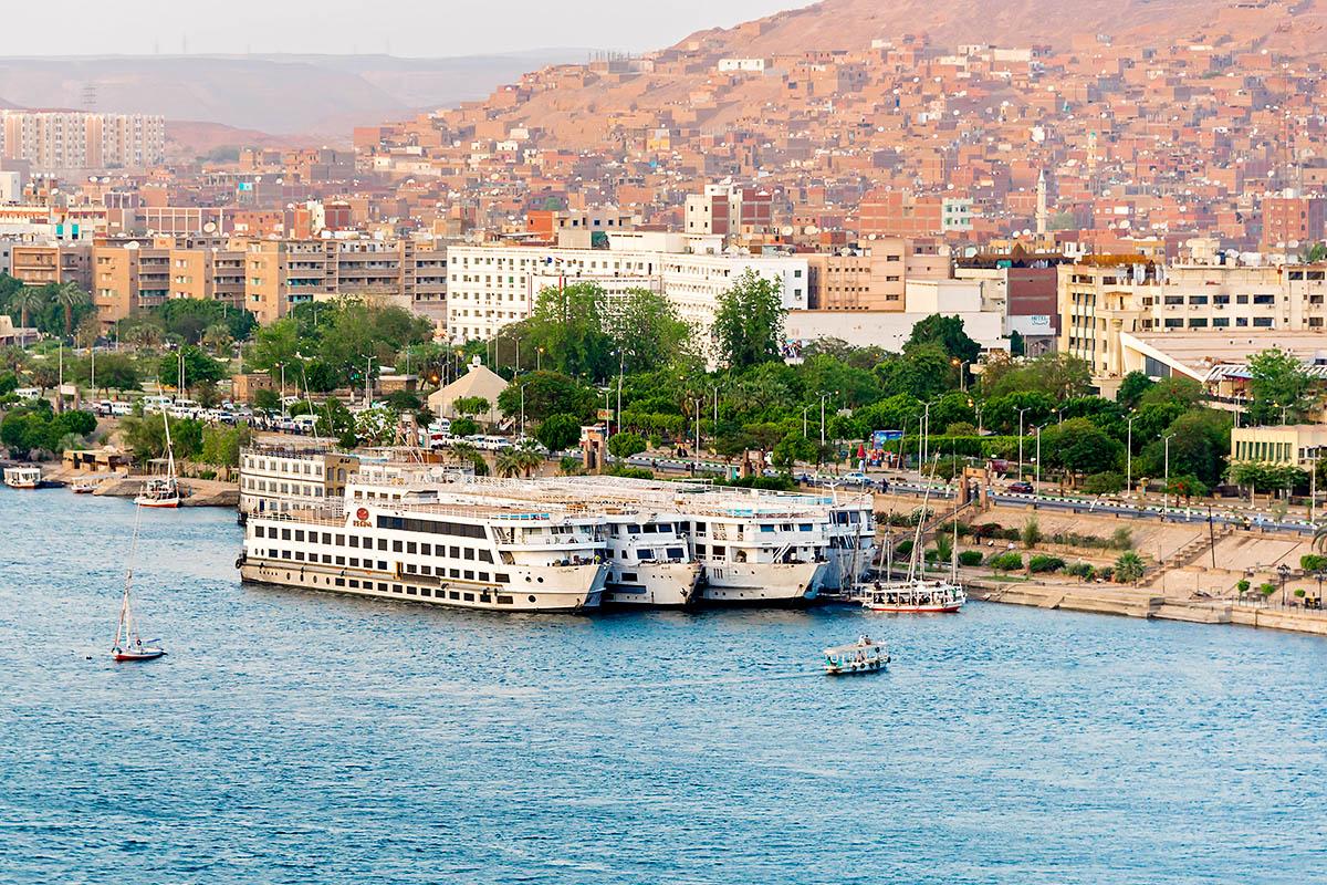 egypti niili risteily